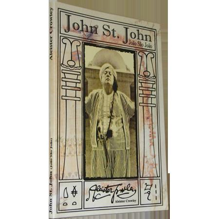 JOÃO SÃO JOÃO – John St. John